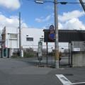 山田バス停のアレ