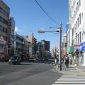 Photos: 寺田町駅前
