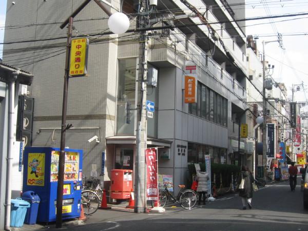 大阪千日前中央通局