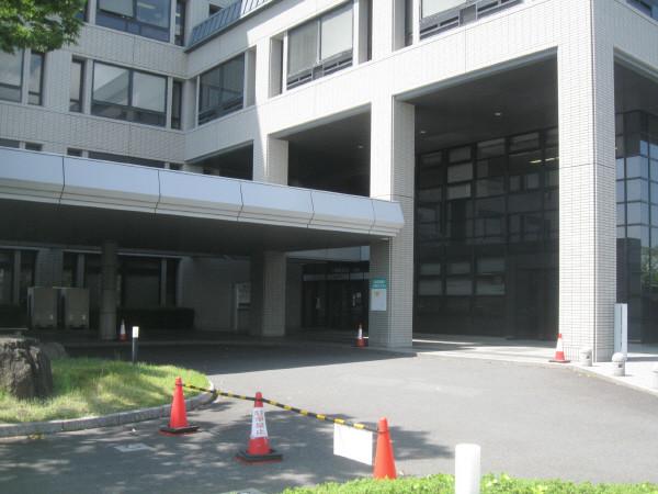 草津市役所