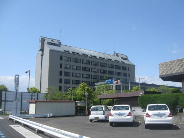写真: 草津市役所