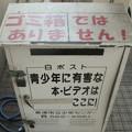 写真: 草津のアレ