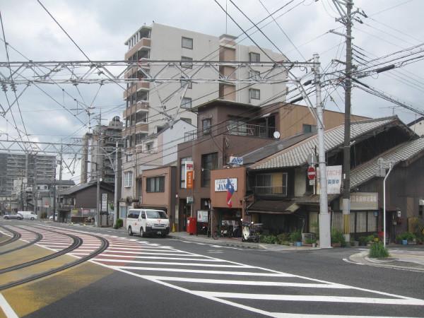 大津京町局