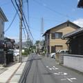 写真: 市街