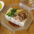 写真: 豆腐