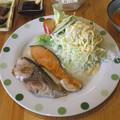 写真: 焼魚