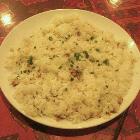 印度大蒜飯