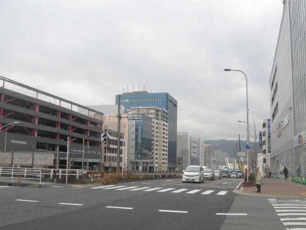Photos: 新船場南橋東詰