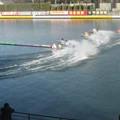 Photos: 競う艇