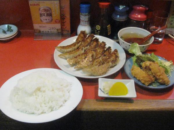 Photos: 定食一式