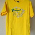 ブラジルTシャツ