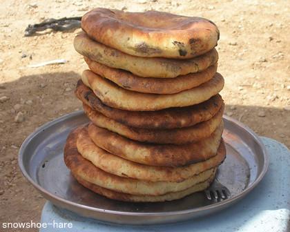チュニジアのパン