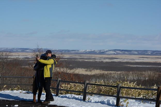 釧路湿原とChinese