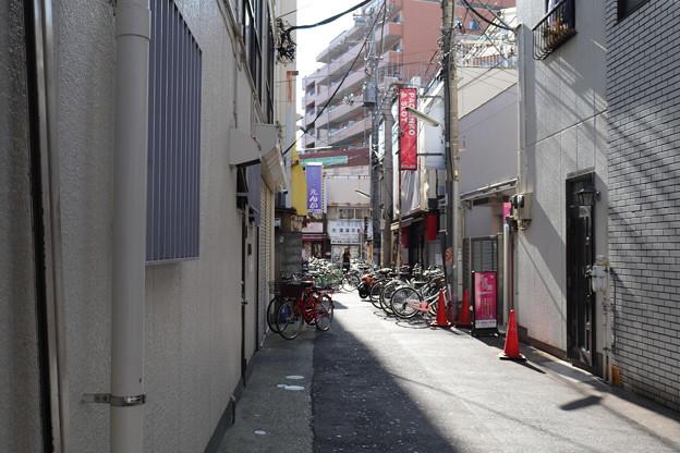 亀有駅南口 商店街_0885