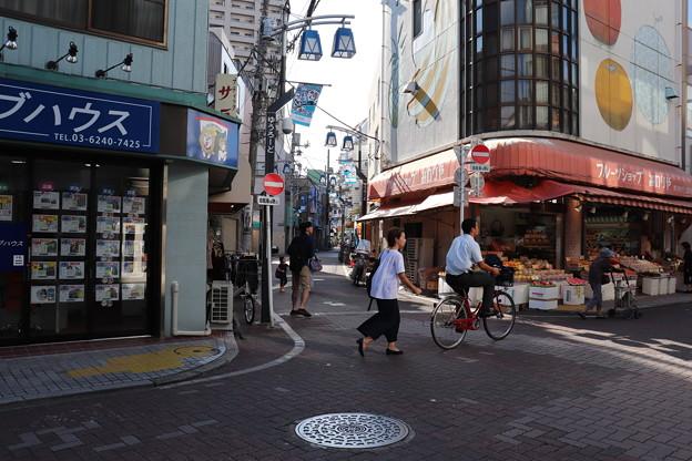 亀有駅南口 商店街_0876