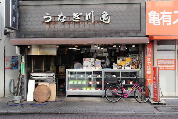 うなぎ川亀さん_0881