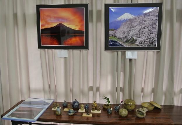 Photos: 撮影友達の富士山