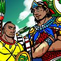 陛下とクアチク20180918