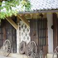 写真: 勝川家のお蔵
