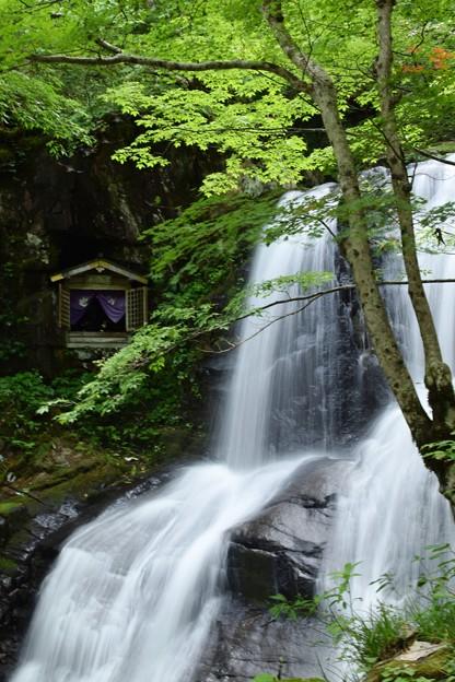 四十八滝の上段滝