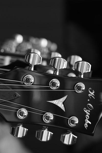 ギターの輝き