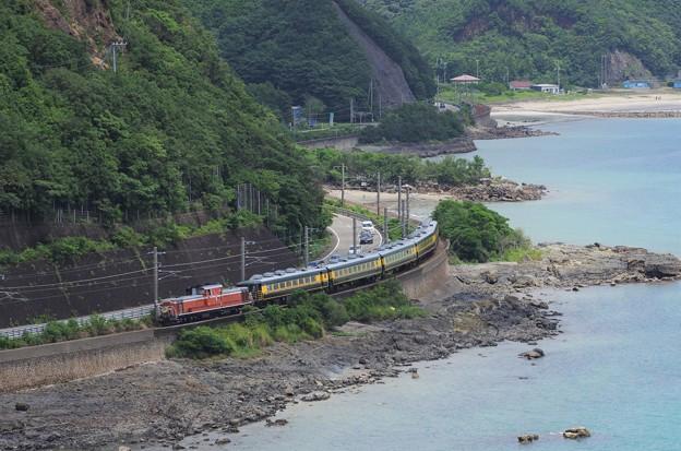 Photos: 紀勢本線全通60周年記念号 IMGP6679
