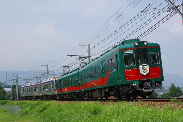 観光列車天空3号 IMGP4931
