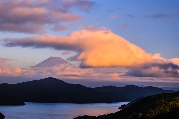 富士山の隣に富士