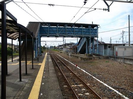鶴田駅45
