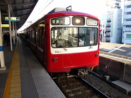 800形(京急川崎駅)