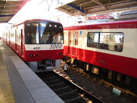 1000形(京急川崎駅)