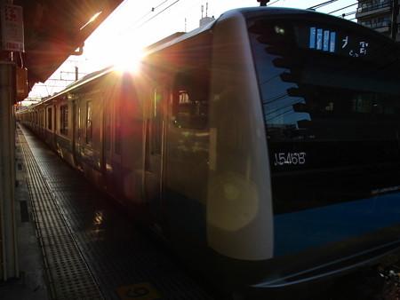 E233系(東神奈川駅)