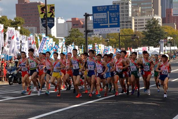 天皇杯 第24回全国都道府県対抗男子駅伝競走大会