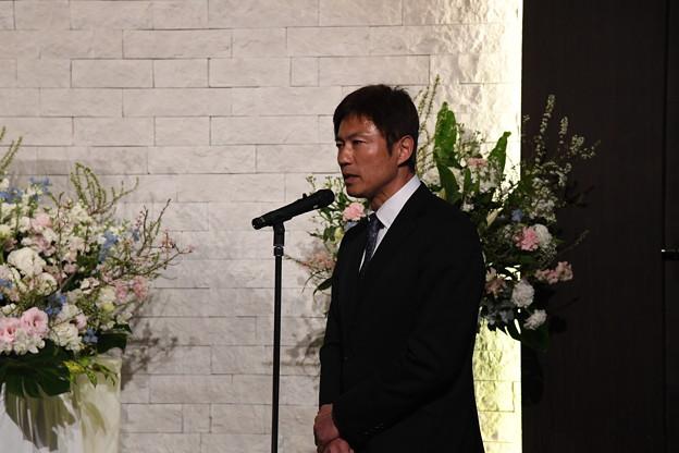 水畑宏之氏とのお別れ会(アイビー青学会館) (36)