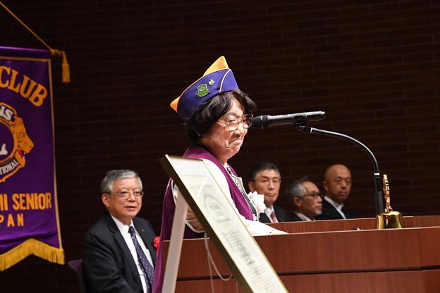 豊橋シニアライオンズクラブCN15周年記念式典 (19)