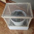 ギフチョウ飼育ケースを作る (1)