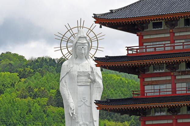 北海道天徳大観音 (1)