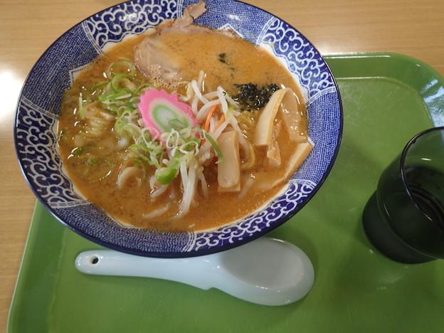 6月19日昼食(丸瀬布道の駅)