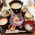 7月16日昼食(曾木の滝公園) (2)