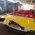 ヤマト競艇学校124期生主張訓練 (2)