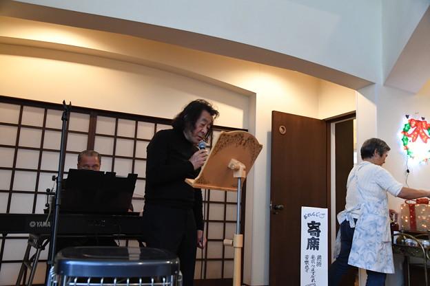 オレンジベルクリニック蕎麦打ち・落語・カラオケ大会 (27)