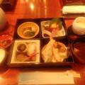 9月19日夕食(ホテル竹島)