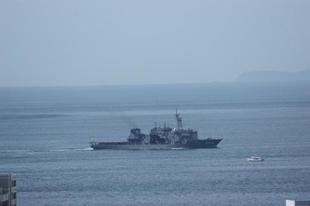 潜水艦救難艦「ちはや」 ASR-403