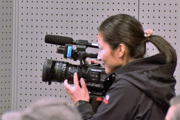 NHK女子カメ