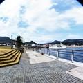 Photos: 口之津港