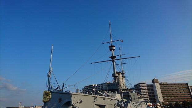 村崎一徳_横須賀戦艦三笠公園DSC_0864