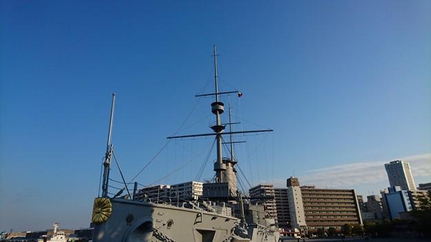 村崎一徳_横須賀戦艦三笠公園DSC_0865