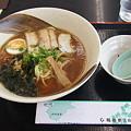 Photos: 20071129和歌山・白浜・三段壁売店の二階の食堂 (1)和歌山ラーメン失敗