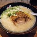 Photos: 20080408ラーメン日本晴れ・三河式豚骨味噌