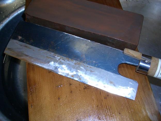麺切り包丁